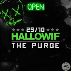 Hallowif: The Purge - OPEN BAR - Festa a Fantasia