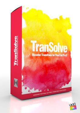 Final Cut Pro X Plugin TranSolve from Pixel Film Studios