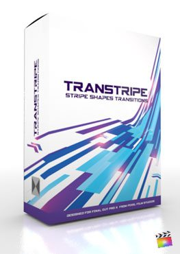 Final Cut Pro X Plugin TranStripe from Pixel Film Studios