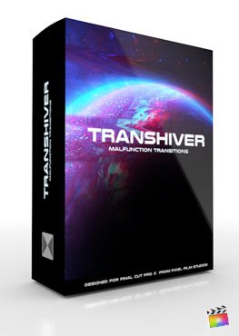 Final Cut Pro X Plugin TranShiver from Pixel Film Studios