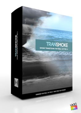 Final Cut Pro X Plugin TranSmoke from Pixel Film Studios