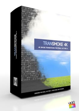 Final Cut Pro X Plugin TranSmoke 4K from Pixel Film Studios
