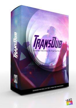 Pixel Film Studios - TransDub: FCPX Plugin macOS - Free download