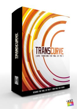 Final Cut Pro X Plugin TransCurve from Pixel Film Studios