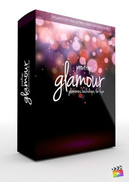 Final Cut Pro X Plugin ProDrop Glamour from Pixel Film Studios