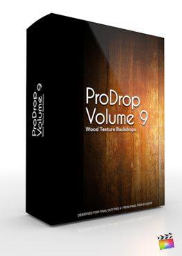 Final Cut Pro X Plugin ProDrop Volume 9 from Pixel Film Studios
