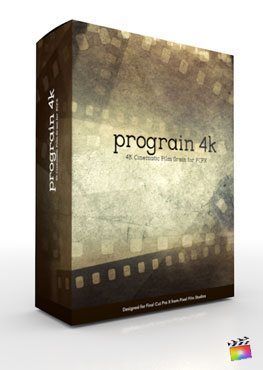 Final Cut Pro X Plugin ProGrain 4K from Pixel Film Studios