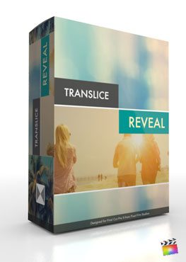 Final Cut Pro X Plugin TranSlice Reveal from Pixel Film Studios