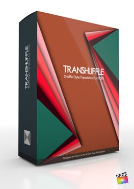 Final Cut Pro X Plugin TranShuffle from Pixel Film Studios