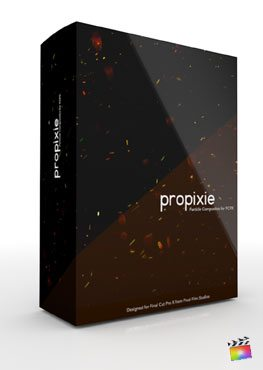 Final Cut Pro X Plugin ProPixie from pixel Film Studios