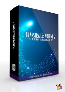 Final Cut Pro X Plugin TransTrails Volume 2 from Pixel Film Studios