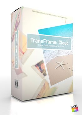 Final Cut Pro X Plugin TransFrame Cloud from Pixel Film Studios