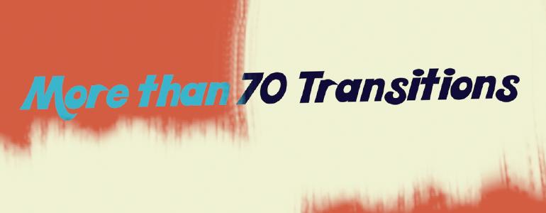 Professional - Paint Transition - for Final Cut Pro X