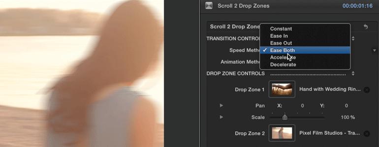 Professional - Motion Blur Transition - for Pixel Film Studios