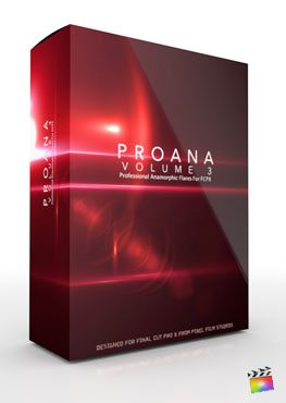 Final Cut Pro X Plugin ProAna Volume 3 from Pixel Film Studios
