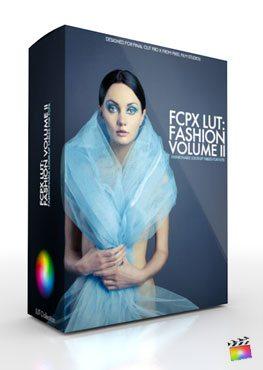 Final Cut Pro X Plugin FCPX LUT Fashion Volume 2 from Pixel Film Studios