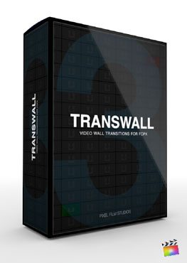 Final Cut Pro X Plugin TransWall Volume 3 from Pixel Film Studios