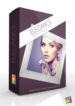 Final Cut Pro X Plugin Production Package Elegance from Pixel Film Studios