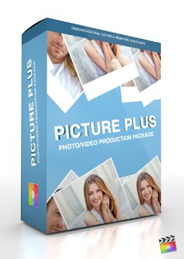 Final Cut Pro X Plugin Production Package Picture Plus from Pixel Film Studios