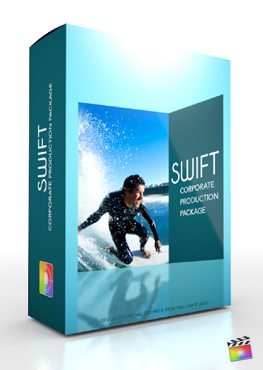 Final Cut Pro X Plugin Production Package Swift from Pixel Film Studios