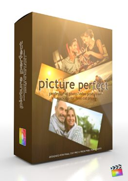 Final Cut Pro X Plugin Production Package Picture Perfect from Pixel Film Studios
