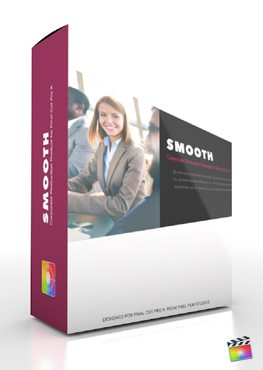 Final Cut Pro X Plugin Production Package Smooth from Pixel Film Studios