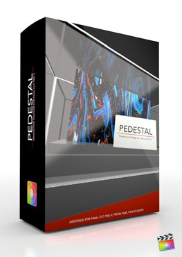 Final Cut Pro X Plugin Production Pedestal from Pixel Film Studios