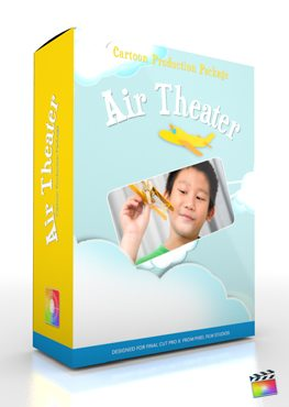 Final Cut Pro X Plugin Production Package Air Theater from Pixel Film Studios