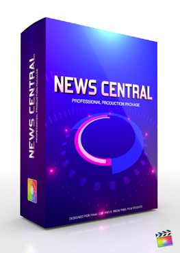 Fcpx news template free