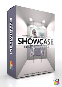 Final Cut Pro X Plugin Production Package Showcase from Pixel Film Studios
