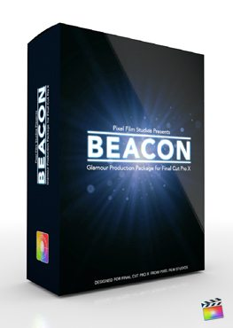 Final Cut Pro X Plugin Production Package Panel Beacon from Pixel Film Studios
