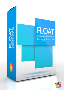 Final Cut Pro X Plugin Production Package Float from Pixel Film Studios