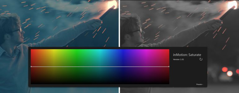 Professional - Color Grading Tools - for Motion 5