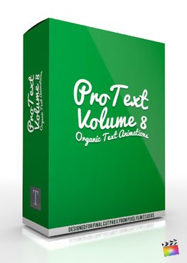 ProText Volume 8