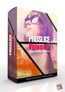 Final Cut Pro X Plugin ProSlice Volume 2 from Pixel Film Studios