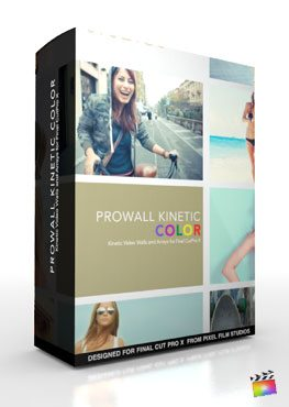 ProWall Kinetic Color
