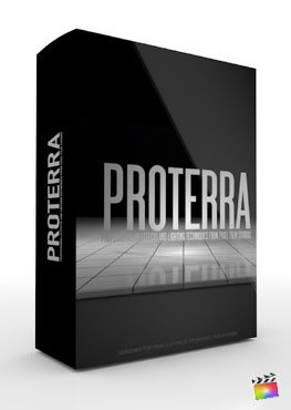 Final Cut Pro X Plugin ProTerra from Pixel Film Studios