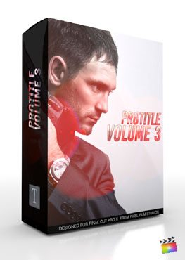 Final Cut Pro X Plugin ProTitle Volume 3 from Pixel Film Studios