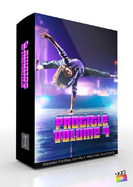 Final Cut Pro X Plugin ProTitle Volume 4 from Pixel Film Studios