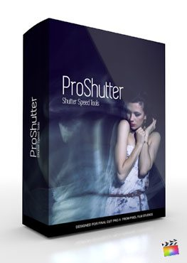 Final Cut Pro X Plugin ProShutter from Pixel Film Studios