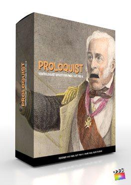 Final Cut Pro X Plugin Proloquist from Pixel Film Studios