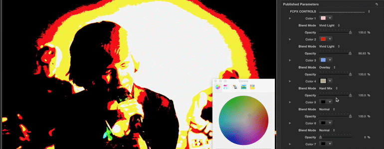 Professional - Audio Visual Tools for Final Cut Pro X