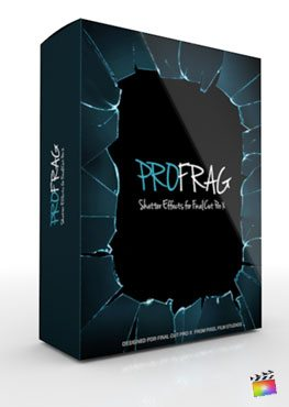 Final Cut Pro X Plugin ProFrag from Pixel Film Studios
