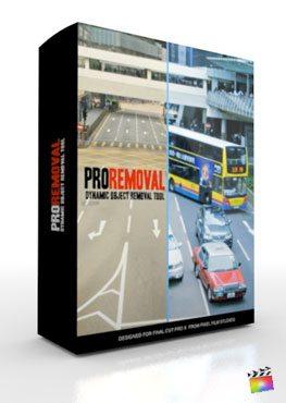 Final Cut Pro X Plugin ProRemoval from Pixel Film Studios