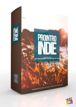 Final Cut Pro X Plugin ProIntro Indie from Pixel Film Studios