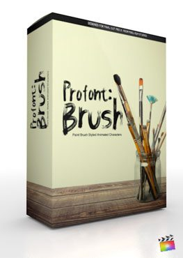 ProFont Brush