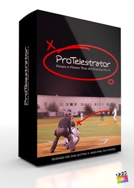 Final Cut Pro X Plugin ProTelestrator from Pixel Film Studios