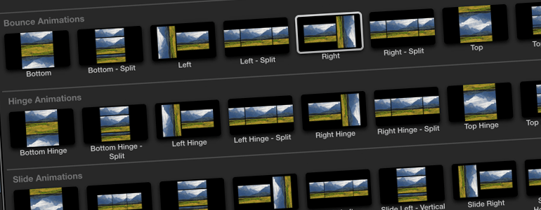 Professional - Animation Tools for Final Cut Pro X