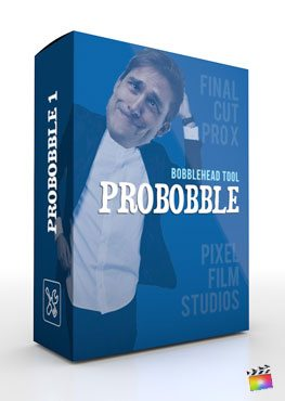 Final Cut Pro X Plugin ProBobble from Pixel Film Studios