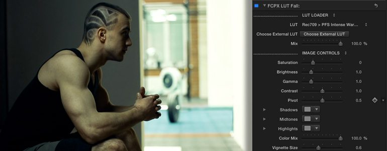 FCPX LUT Intense - Color Grading Look-Up Tables for Final Cut Pro X - Pixel Film Studios